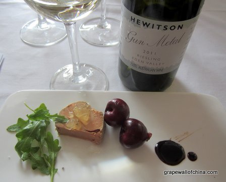 hewitson gun metal riesling at f by tribute beijing china (1)
