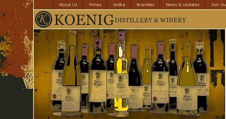 koenig distillery and winery idaho beijing china