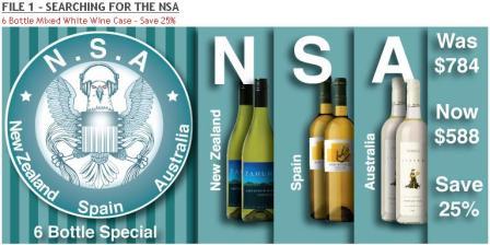 Wine Shop Asia Hong Kong Snowden Files 1