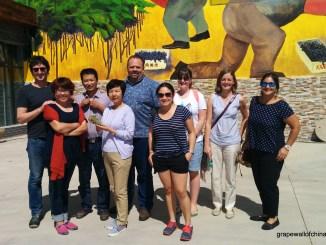 ningxia winemakers challenge visit wang fang at kanaan for riesling harvest (4)