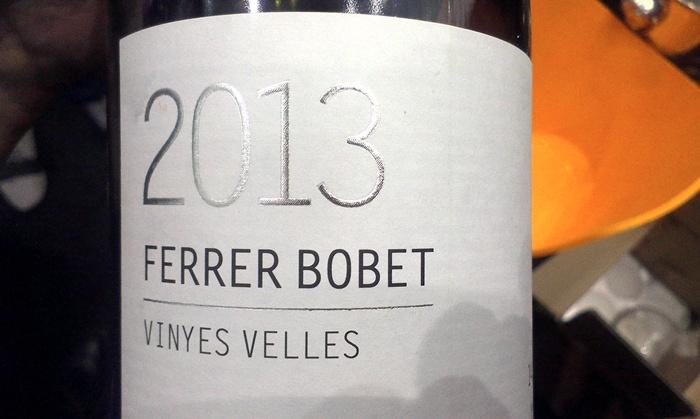Ferrer Bobet Spanish Wine Sommelier International Beijing China