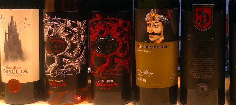 interwine beijing china castellum dracula wine romania
