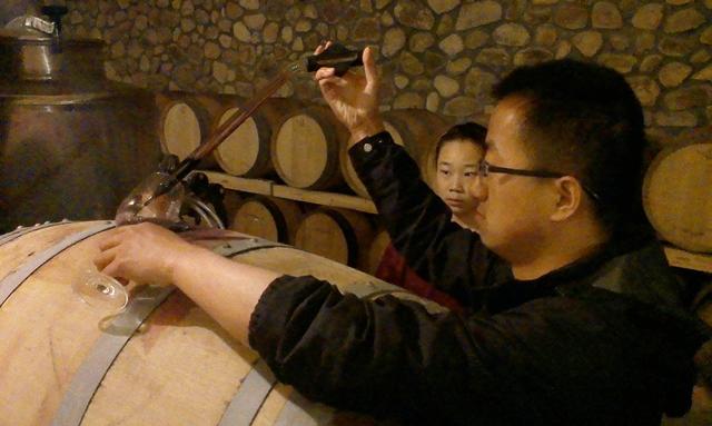 ningxia winery tour may 2018 yuanshi 2