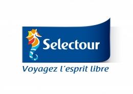 Le nouveau logo Selectour