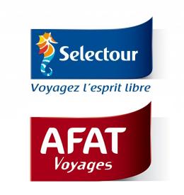 Selectour et Afat Voyages fusionneront jusqu'à leurs logos