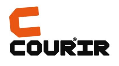 Le nouveau logo de l'enseigne Courir
