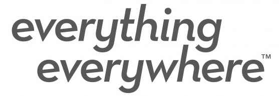 Le logo de Everything Everywhere
