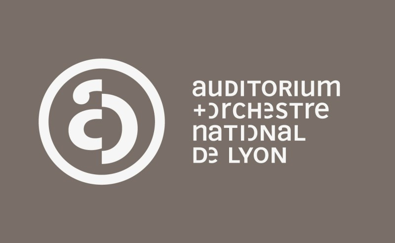 Projet de logo pour l'Auditorium Orchestre National de Lyon