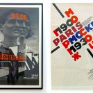 El lissitzky and roman cieslewicz affiches constructivistes russes