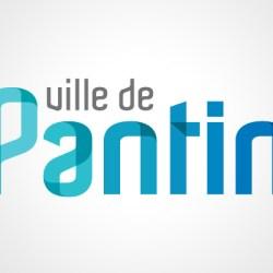 Le nouveau logo de Pantin