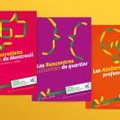 Déclinaisons de la brochure des assises de la culture
