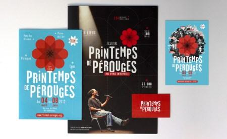 Brochure, programme, logo, plaquette