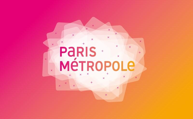 création typographique Paris Métropole