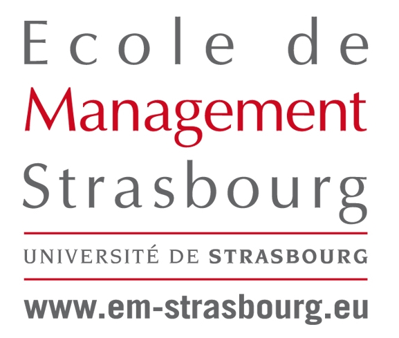 L'ancien logo de l'EM Strasbourg