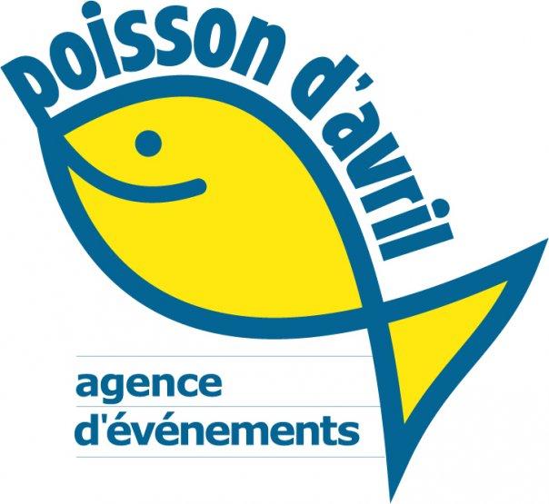 L'ancien logo de l'agence Poisson d'Avril