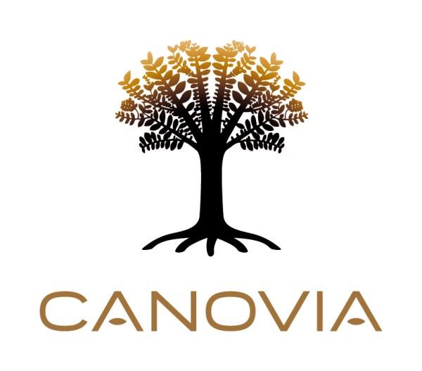 Le logo de CANOVIA