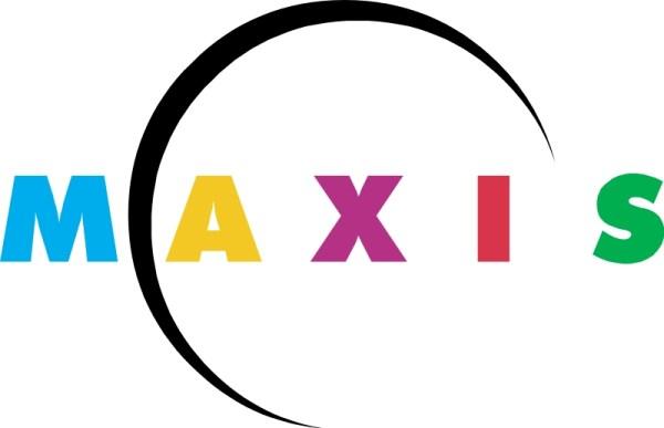 L'ancien logo de Maxis