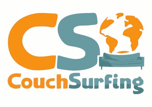 L'ancien logo de CouchSurfing