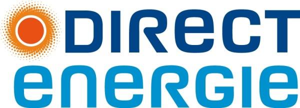 L'ancien logo de Direct Energie
