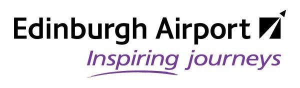 L'ancien logo de l'Aéroport d'Édimbourg