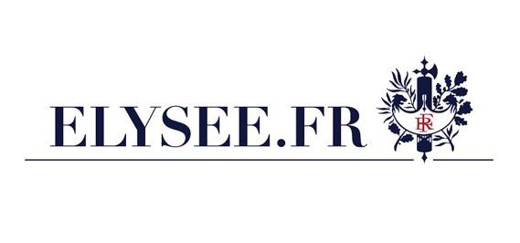 L'ancien logo du Palais de l'Elysée