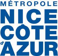 L'ancien logo de Métropole Nice Côte d'Azur