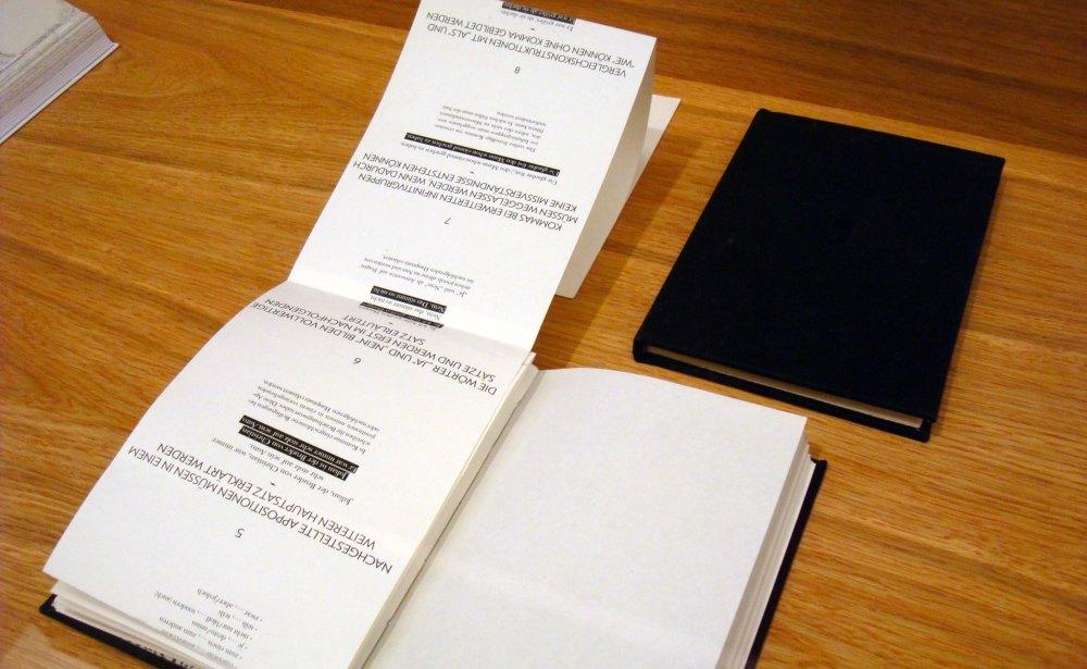 Exposition sur les beaux livres Graphisme