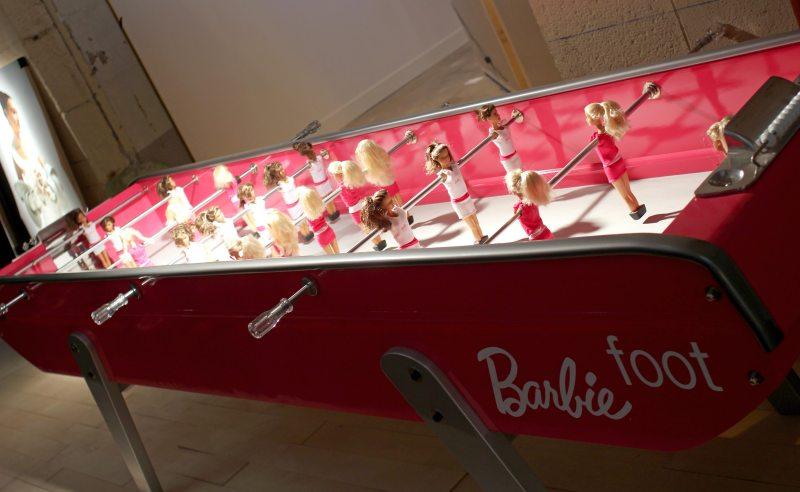 Barbie-foot-design