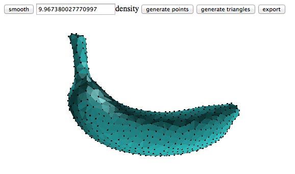 banane-3D-mesh-hd