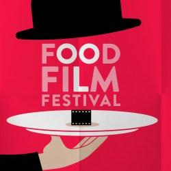 Food film festival poster design