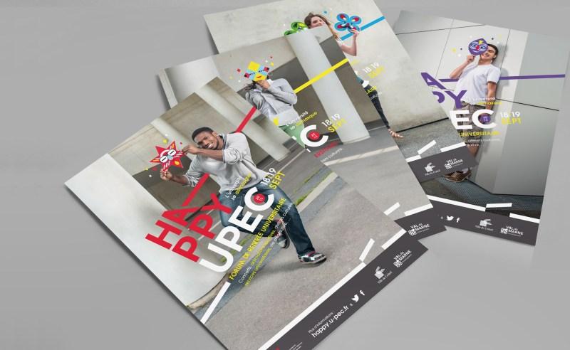 Communication des journées «Happy Upec 2013»