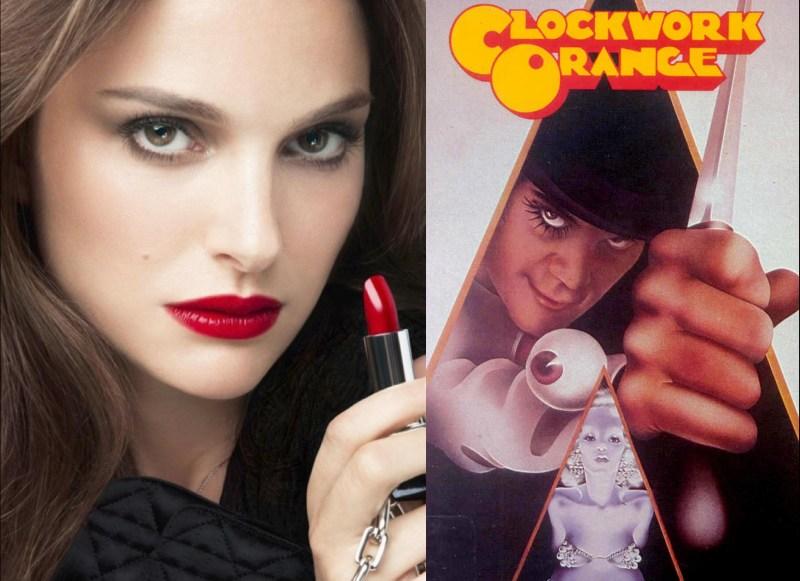 Natalie Portman, serial killeuse pour Dior Rouge