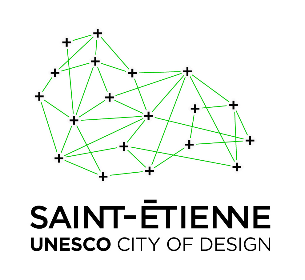 identit visuelle et design st etienne city of design unesco. Black Bedroom Furniture Sets. Home Design Ideas