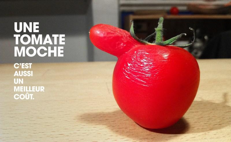 légumes moches tomates