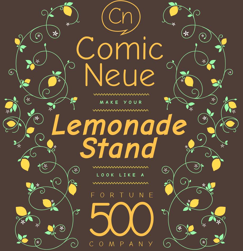 comic-neue-font
