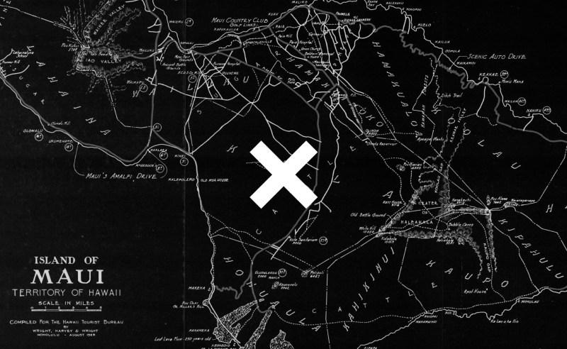 map-cross