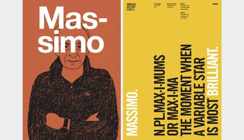 Javier-Mariscal_Husmee_poster_vignelli