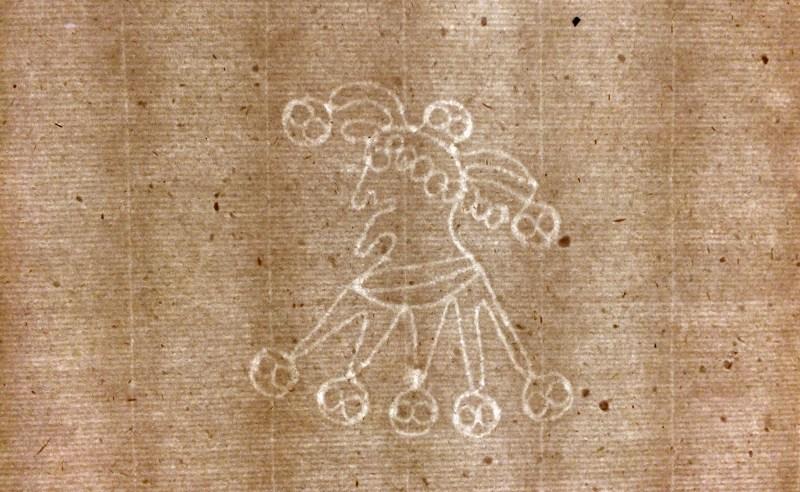 filigrane-papier-ancien-marque-imprimeur