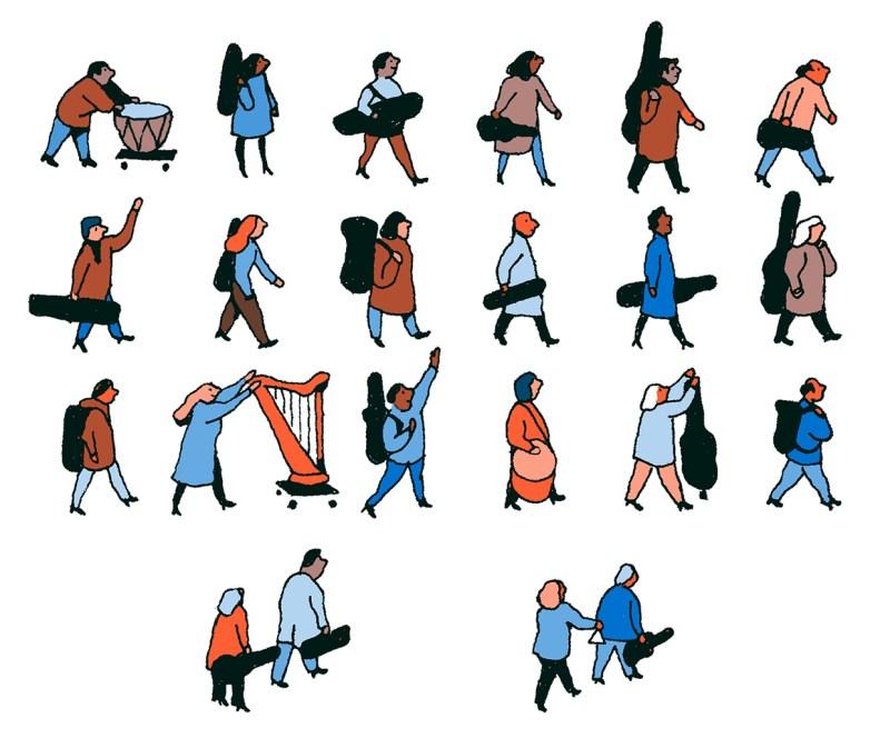 couverture-auditorium-lyon-illustration-personnages