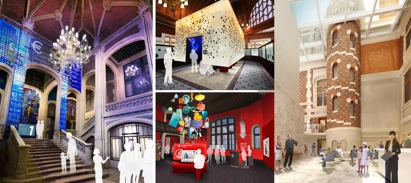 citeco_Le projet architectural : Ateliers Lion, architecte mandataire, et François Confino, muséographe