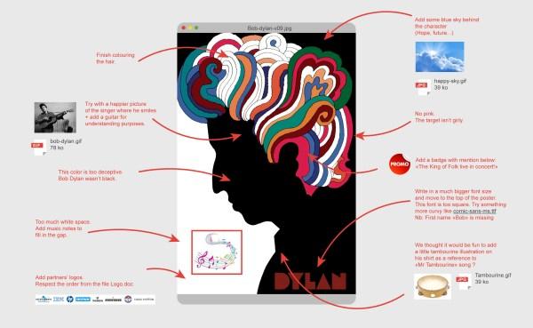 Customer And Graphic Designer - Feedback
