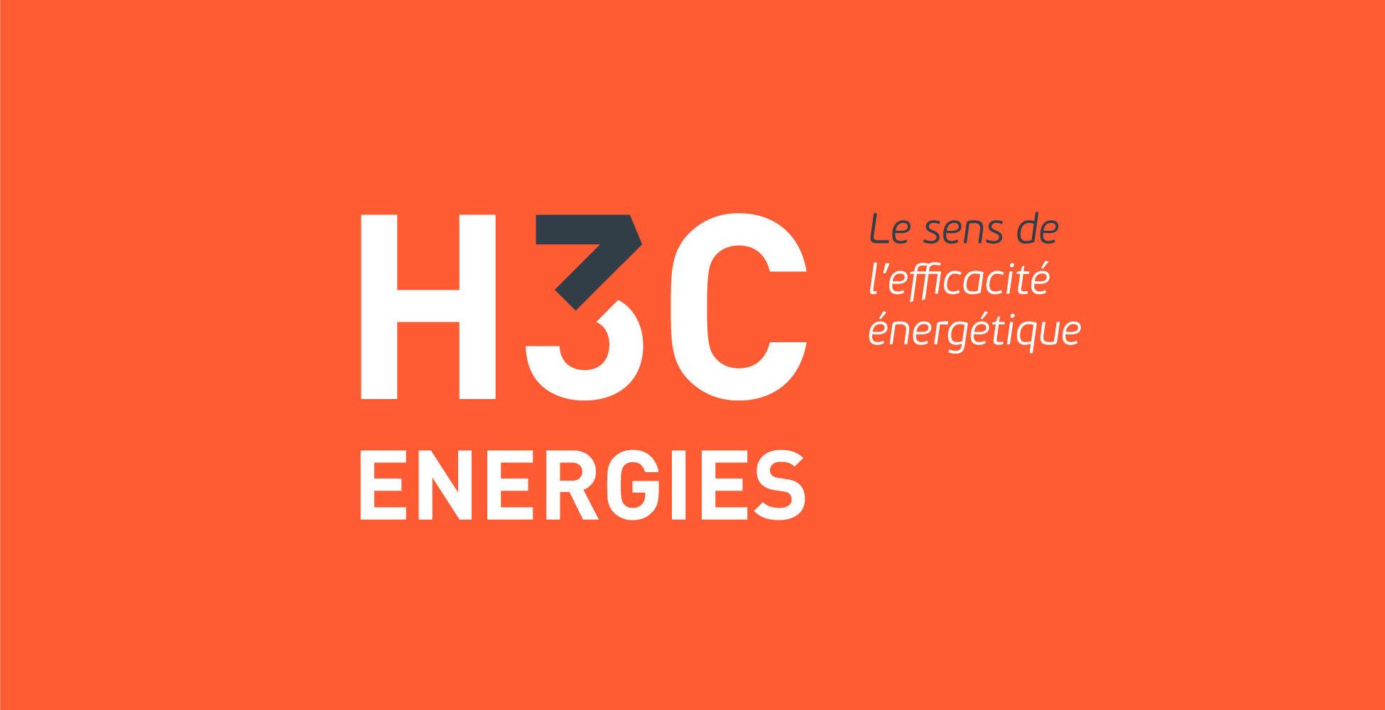 Logo H3C energies conseil efficacité energetique