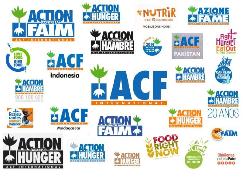 action-contre-la-faim-anciens-logos