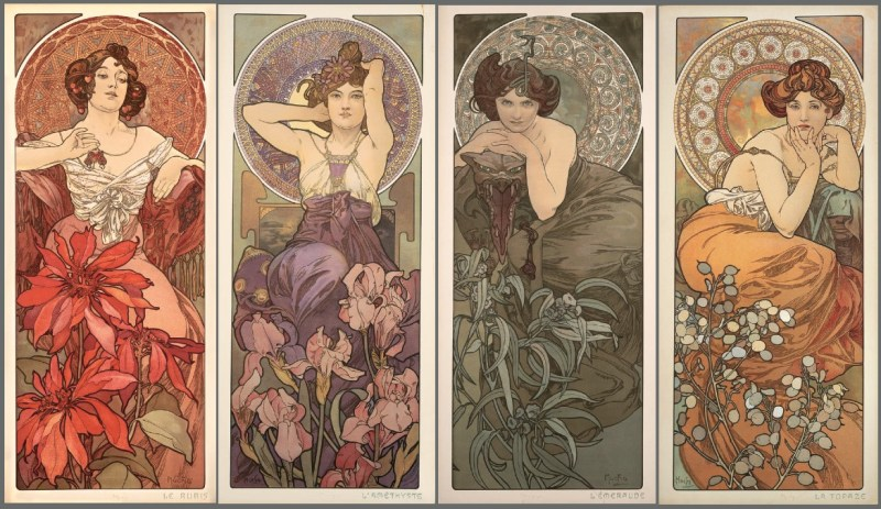 Mucha-illustration