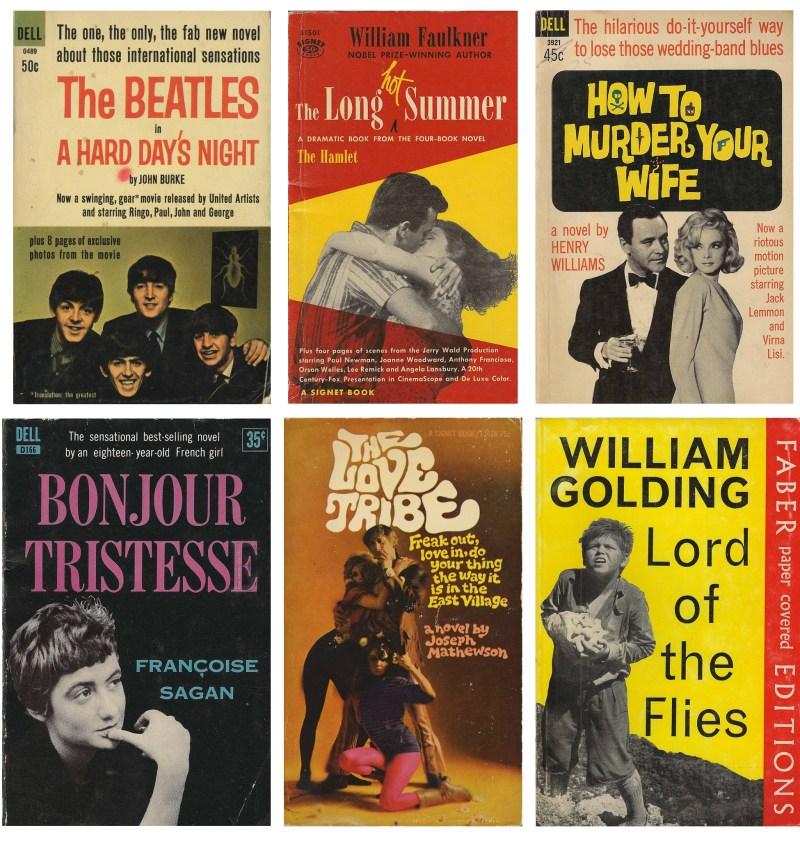 livres-vintage-1960