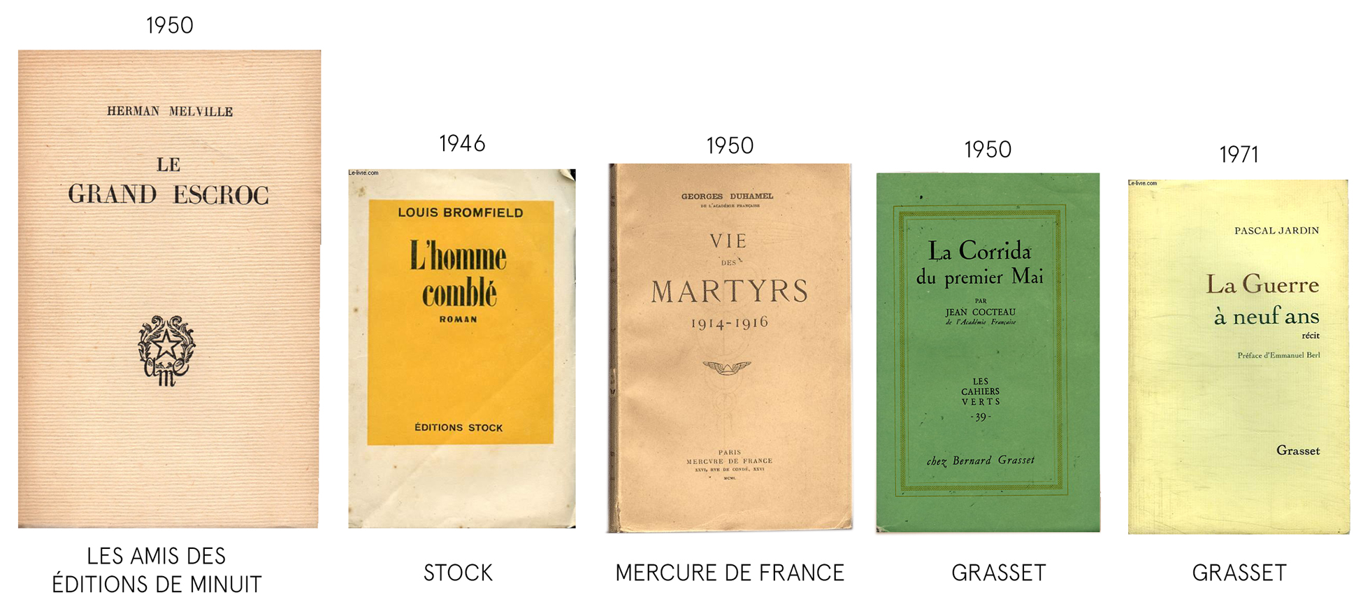 A Short History Of Book Covers 4 4