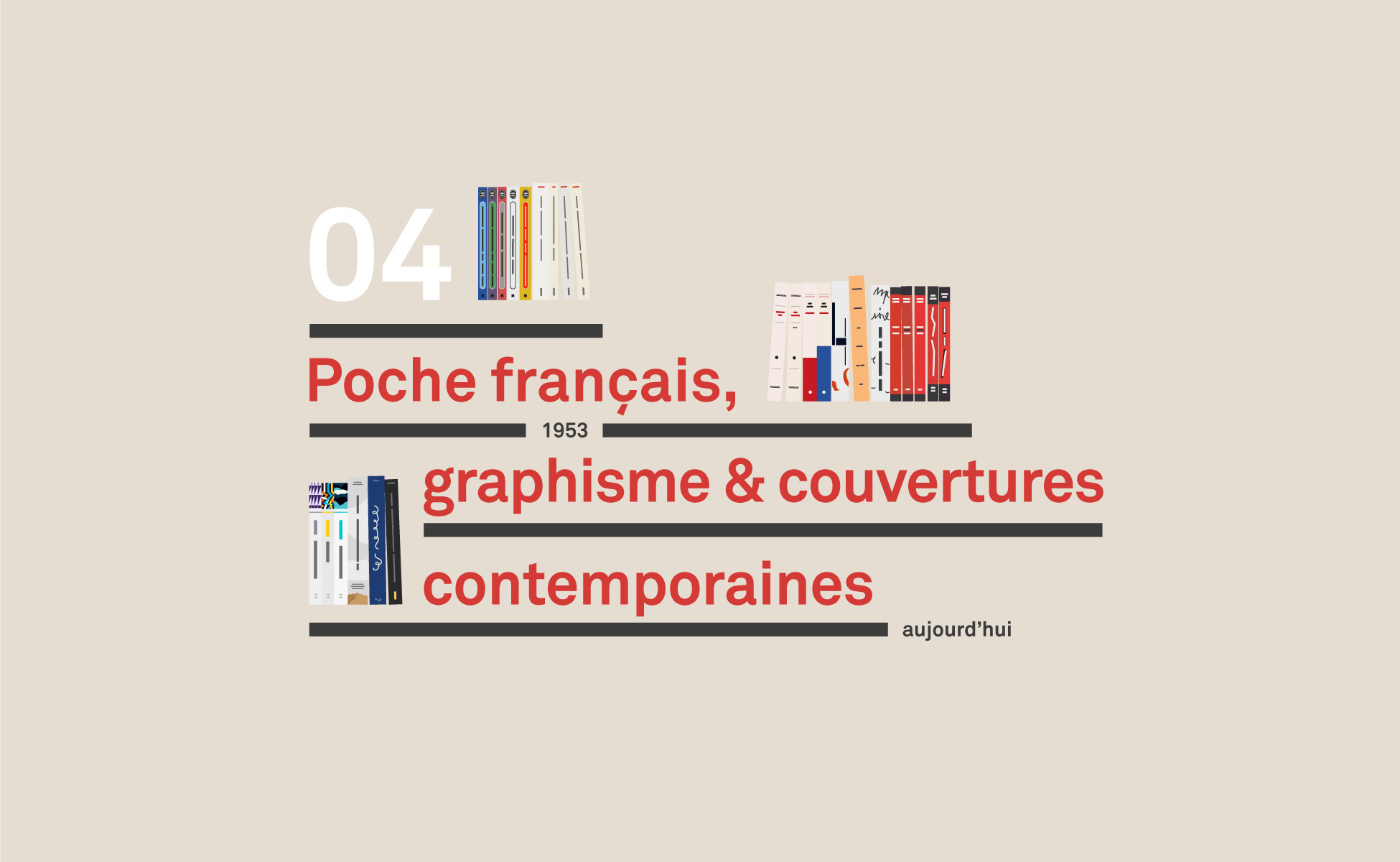 Petite Histoire Du Graphisme Des Couvertures De Livres 4 4