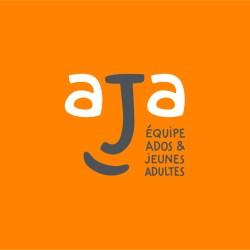 Logo en forme de visage pour association enfants cancer