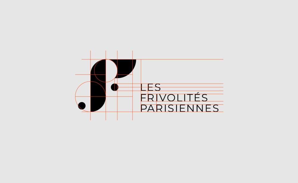 grille de composition du logo