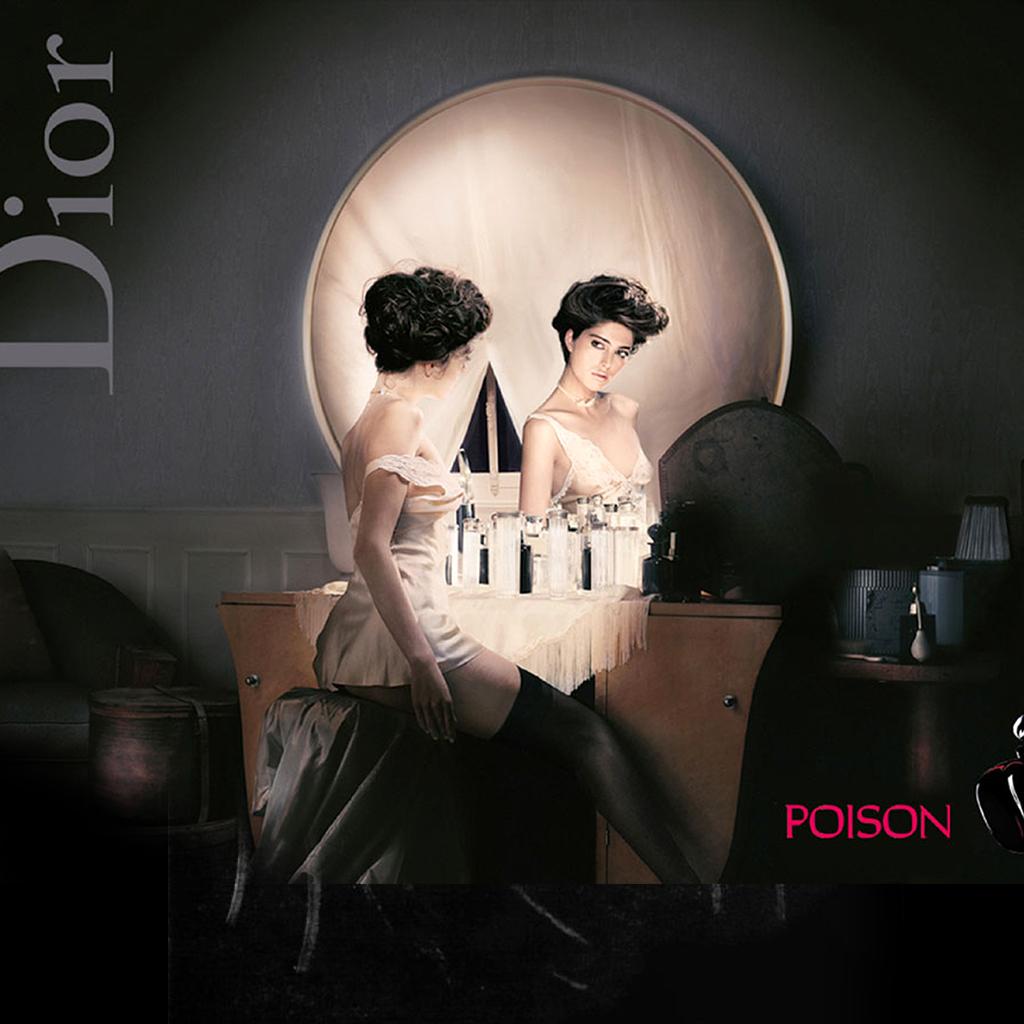 poison publicité Dior